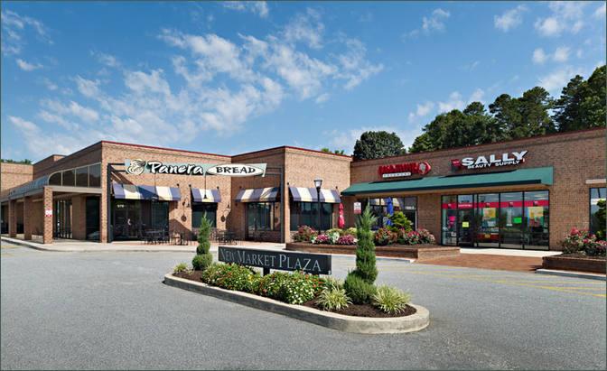 New Market Plaza