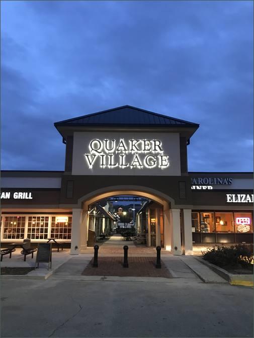 Quaker Village