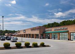 New Market Plaza: